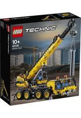 Lego Technic Guindaste Móvel 42108