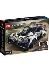 Lego Technic Coche de Rally Top Gear Controlado por APP 42109