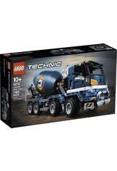 Lego Technic Camión Hormigonera 42112