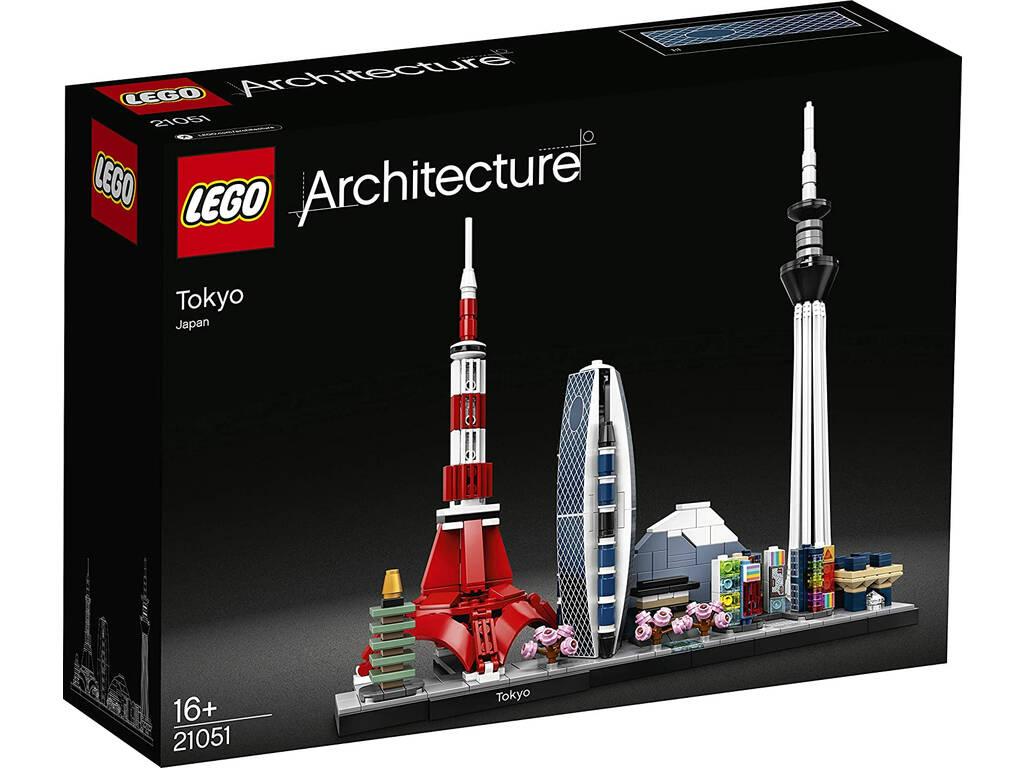 Lego Architecture Tokio 21051