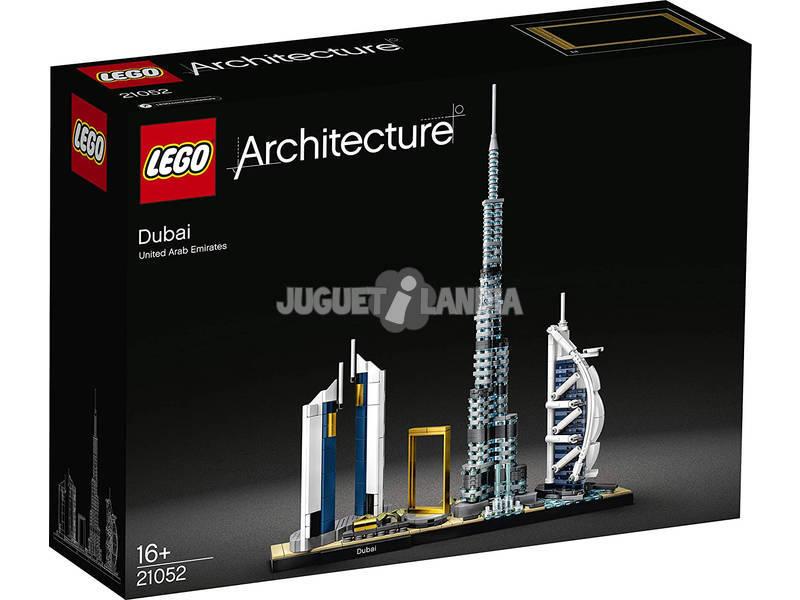 Lego Arquitectura Dubái 21052
