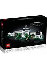Lego Arquitectura La Casa Blanca 21054