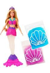 Barbie Dreamtopia Meerjungfrau Slime von Mattel GKT75