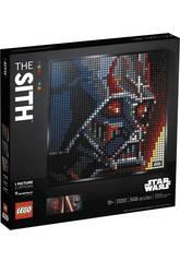 Lego Art Star Wars: Les Sith 31200