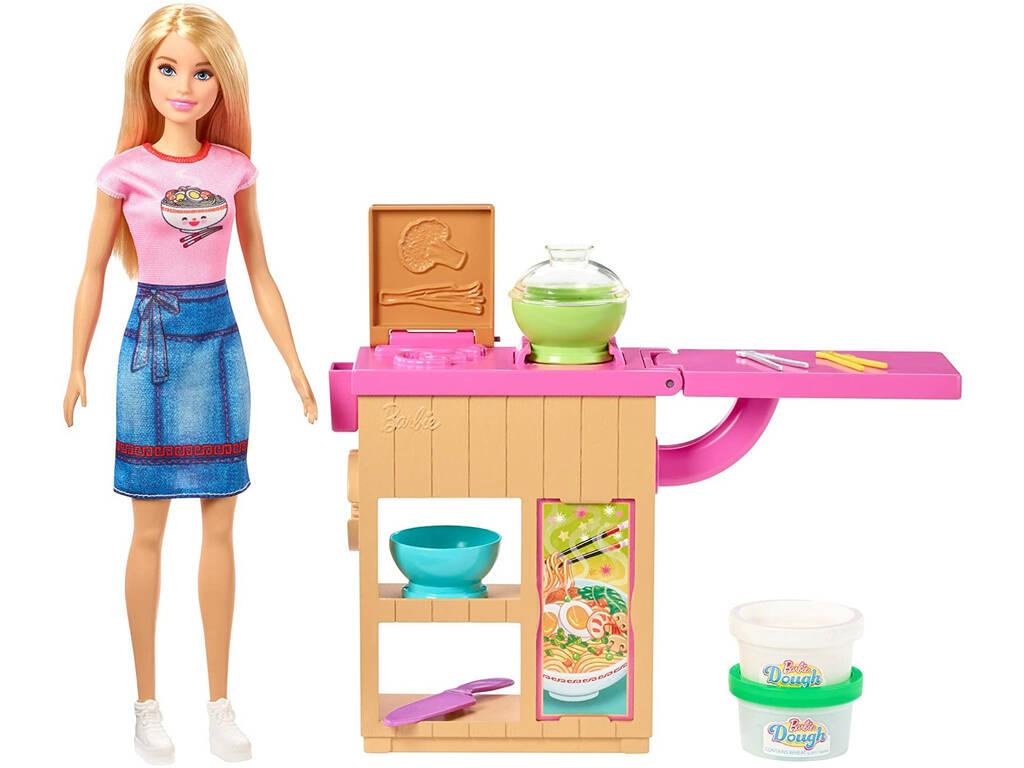 Barbie Noodle Bar Mattel GHK43