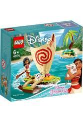 Lego Disney Princess Aventure Océanique de Vaiana 43170