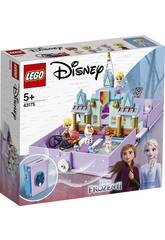 Lego Disney Princess Frozen II Cuentos e Historias: Anna y Elsa 43175