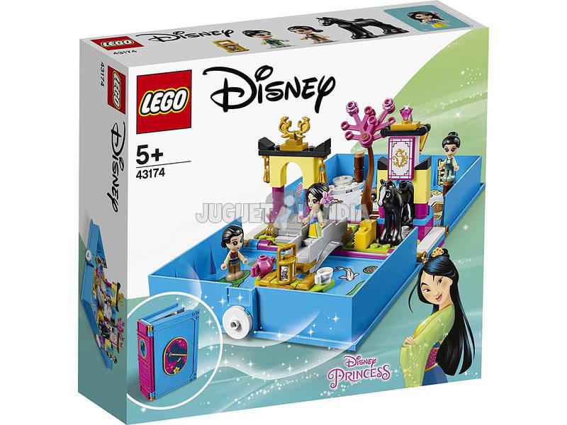 Lego Disney Princess Cuentos e Historias Mulan 43174
