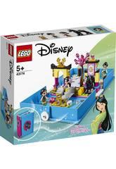 Lego Disney Princess Contos e Histórias Mulan 43174