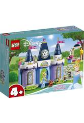 Lego Girls Disney Princess Fête au Château de Cendrillon 43178