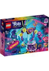 Lego Trolls Soirée Dansante en Techno Reef 41250