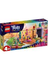 Lego Trolls Aventura na Balsa em Lonesome Flats 41253