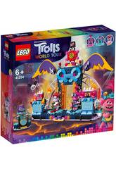 Lego Trolls Concerto em Volcano Rock City 41254