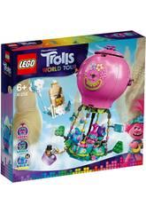 Lego Trolls Aventure en Montgolfière de Poppy 41252