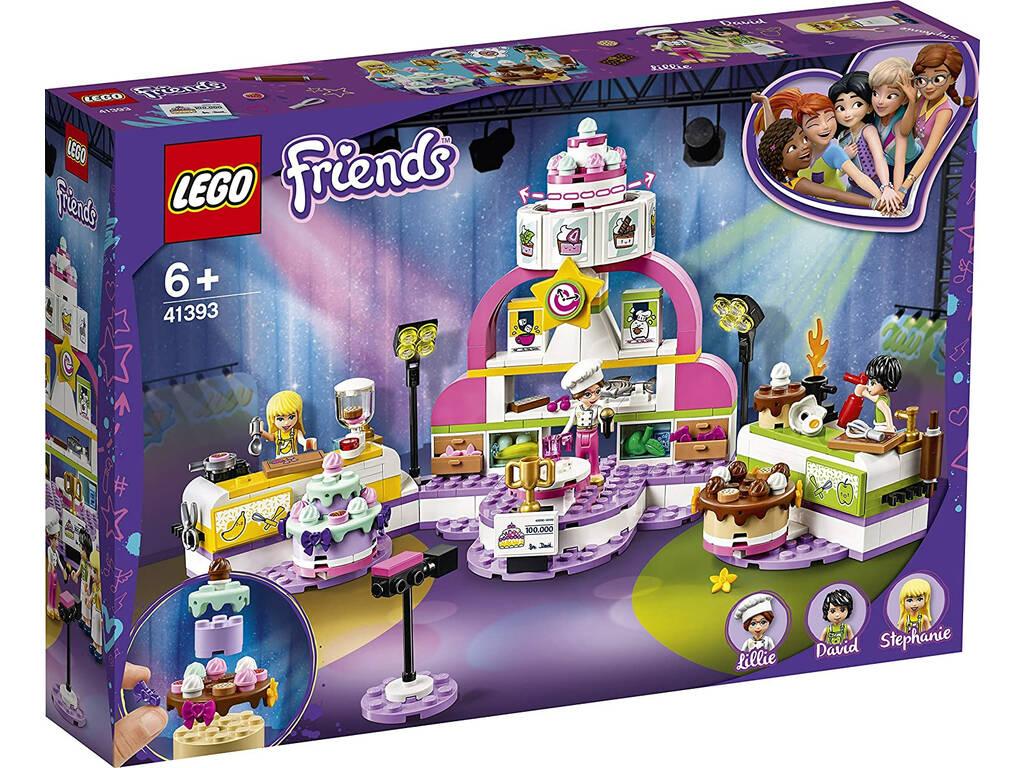 Lego Friends Concurso de Repostería 41393