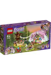 Lego Friends Glamping dans La Nature 41392