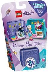 Lego Friends Cubo di Giochi di Stephanie 41401