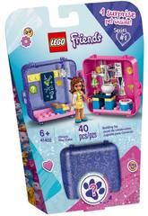Lego Friends Cubo di Giochi di Olivia 41402