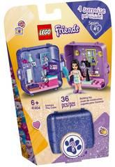 Lego Friends Cube de jeux d'Emma 41404