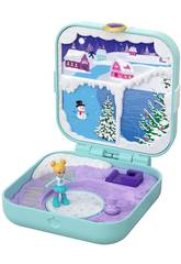 Polly Pocket Überraschungswelt Im Schnee Mattel GDL85