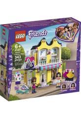 Lego Friends Tienda de Moda de Emma 41427