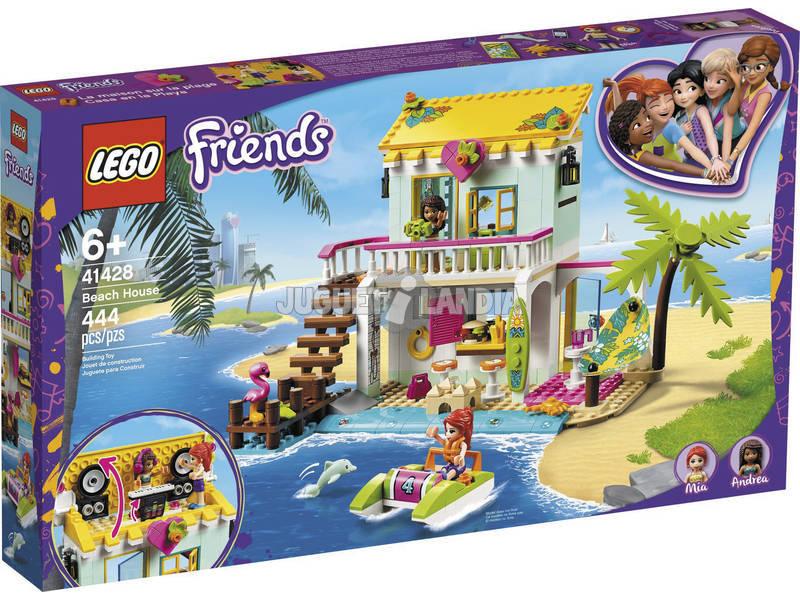 Lego Friends Casa en la Playa 41428