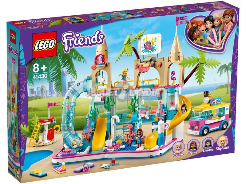Lego Friends Parque Acuático Summer Fun 41430