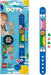 Lego Dots Pulseira Desportiva Azul 41911