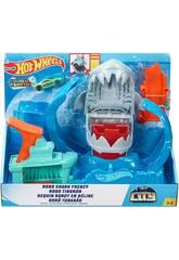 Hot Wheels Robo Shark Frénétique Mattel GJL12