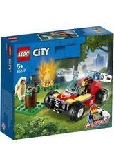 Lego City Incendie de Forêt 60247