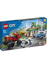 Lego City Police Rapina del Monster Truck 60245