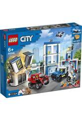 Lego City Police Esquadra da Polícia 60246