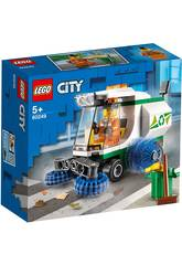 Lego City Grandi Veicoli Spazzatrici Urbane 60249