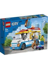 Lego City Grandes Veículos Camião dos Gelados 60253