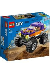 Lego City Grandes Vehículos Monster Truck 60251