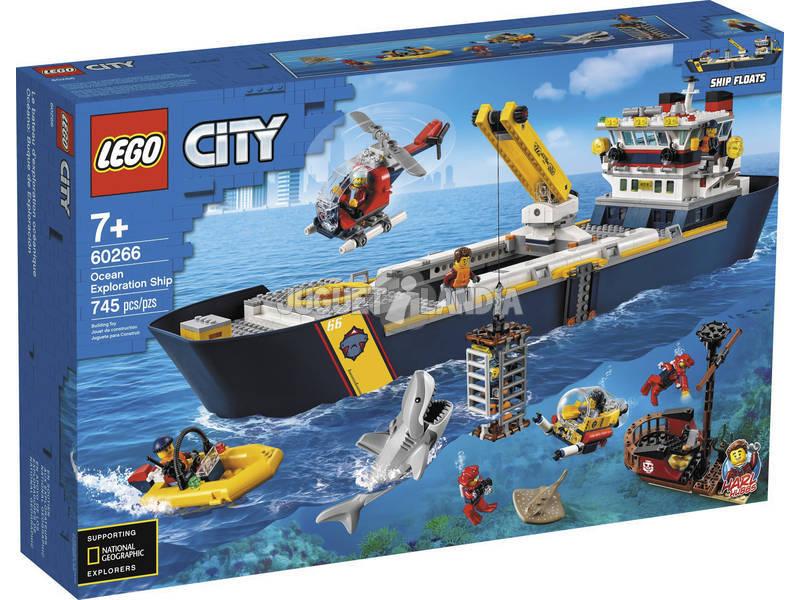 Lego City Oceans Buque de Exploración 60266