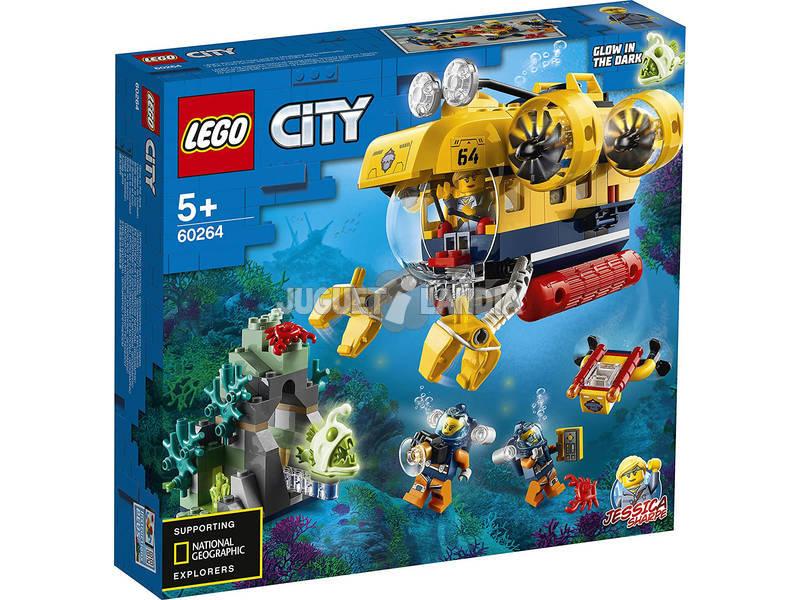 Lego City Oceans Submarino de Exploración 60264