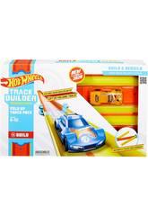 Hot Wheels Track Builder Unlimited Pack Circuito Pieghevole Mattel GLC91