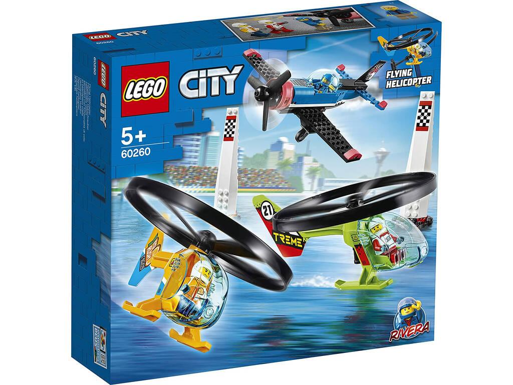 Lego City Aeropuerto Carrera Aérea 60260