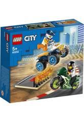 Lego City Nitro Wheels Equipo de Especialistas 60255