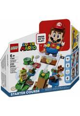 Lego Super Mario Pack de Départ: Aventures avec Mario 71360