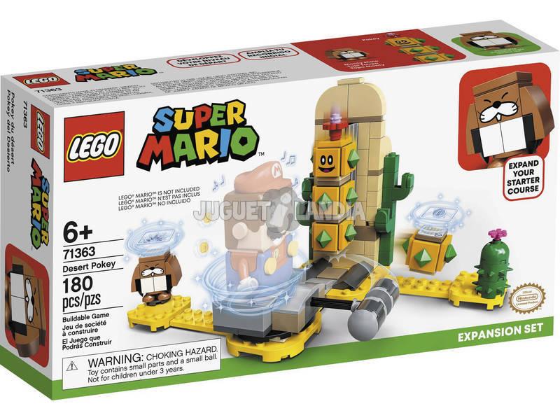 Lego Super Mario Set de Expansión: Pokey del Desierto 71363