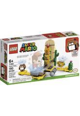 Lego Super Mario Set di Espansione: Pokey del Deserto 71363