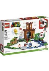 Lego Super Mario Set de Expansión: Fortaleza Acorazada 71362