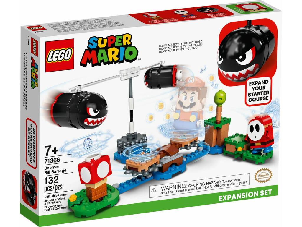 Lego Super Mario Set de Expansión: Avalancha de Bill Balazos 71366