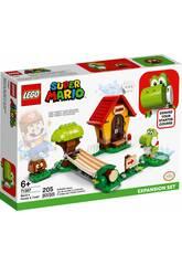 Lego Super Mario Set de Expansión: Casa de Mario y Yoshi 71367