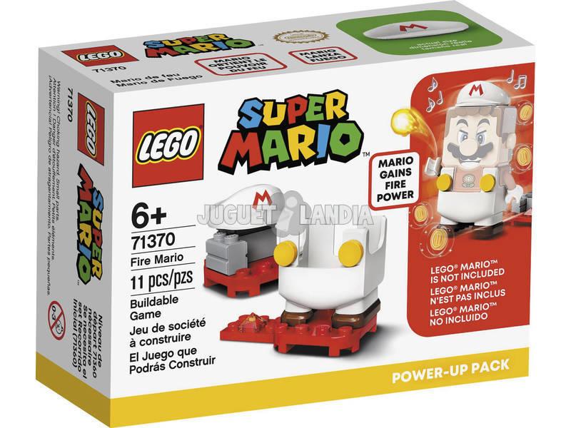 Lego Super Mario Pack Potenciador: Mario de Fuego 71370