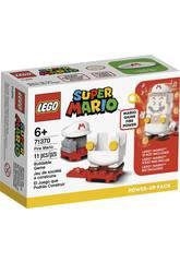 Lego Super Mario Pack de Puissance: Mario de Feu 71370