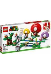 Lego Super Mario Set de Expansión: Caza del Tesoro de Toad 71368