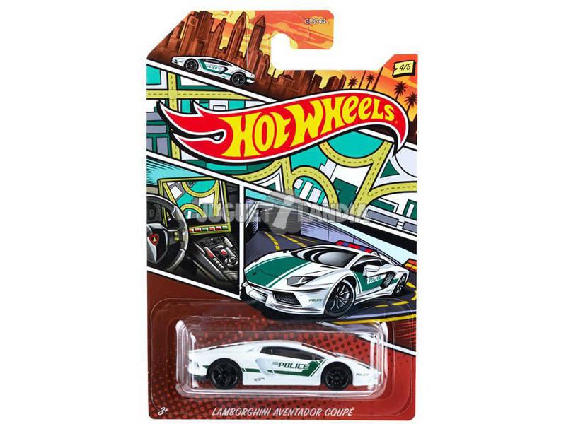 Hot Wheels Vehículos Grandes Marcas Mattel GDG44